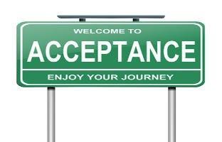 accettare se stessi